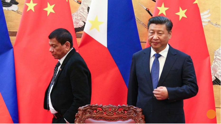 Philippines Duterte Seeks Alliance With China But Defence Officials