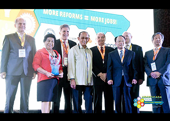 Arangkada Philippines Forum 2014 | More Reforms = More Jobs!